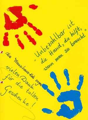 Weltkinderlachen - Kinder sagen DANKE